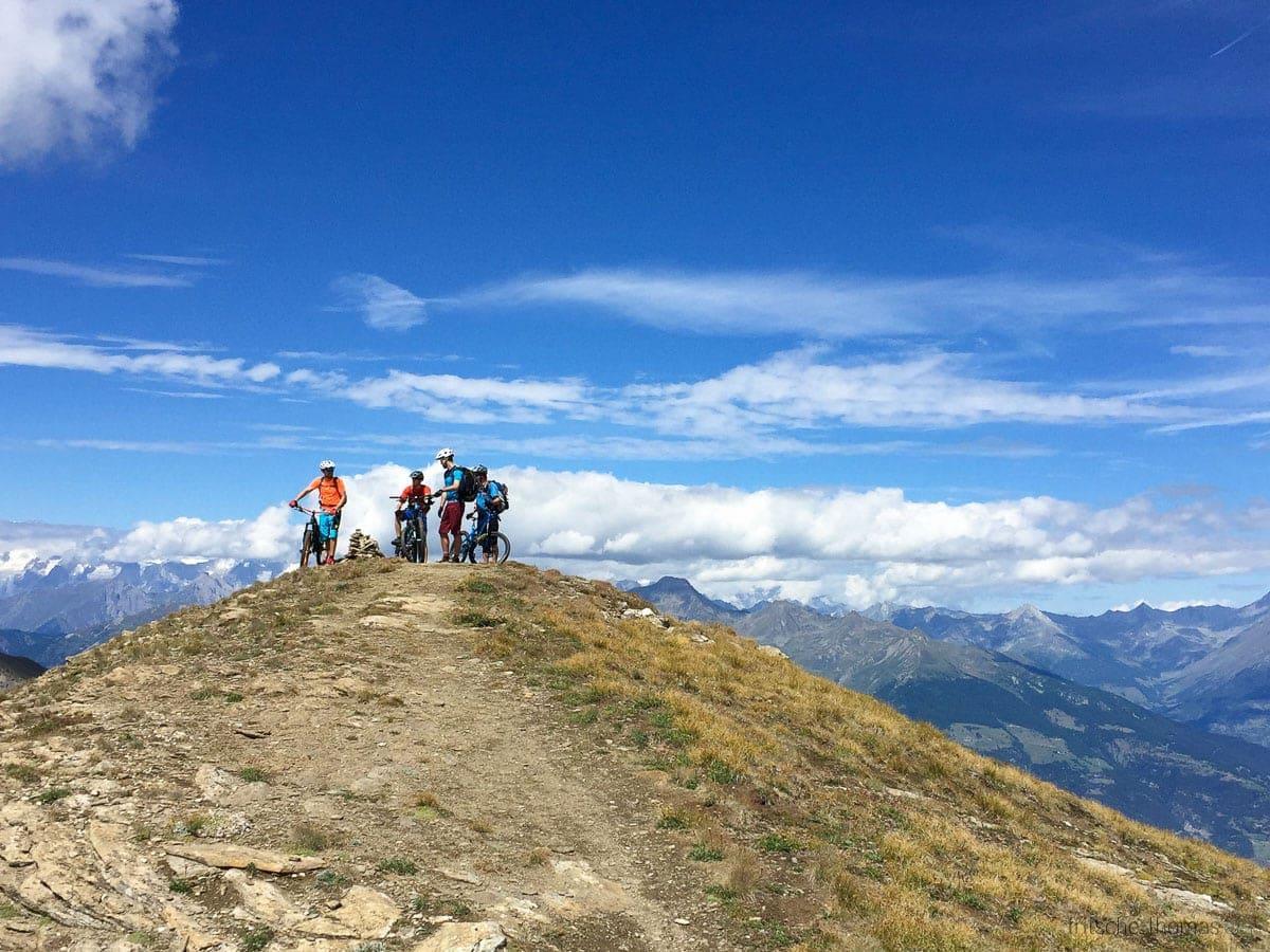 2017-08-13 Biken im Aostatal 04