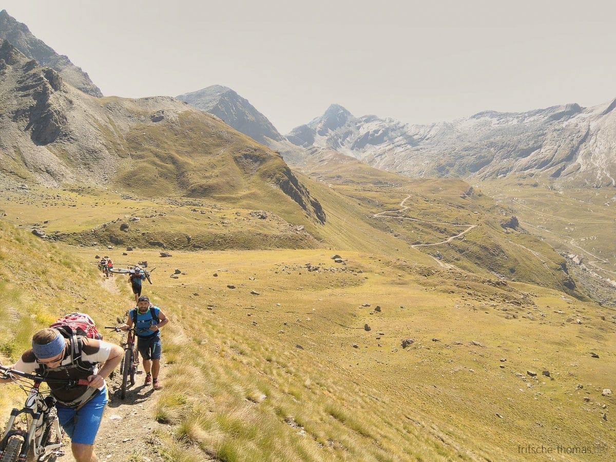 2017-08-15 Biken im Aostatal 20
