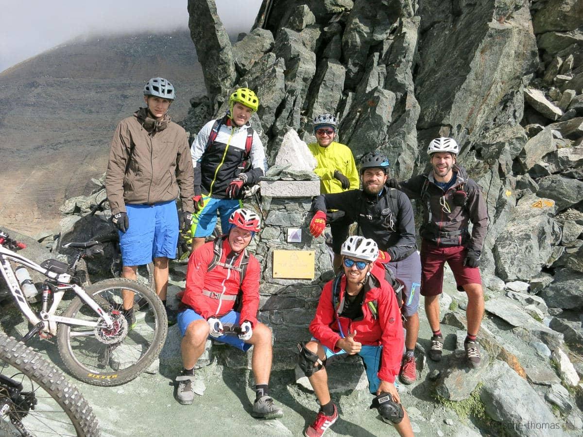 2017-08-16 Biken im Aostatal 31
