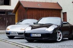 Porsche Boxster und Carrea 4S