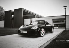 Porsche 911 996 Carrera 4S Cabrio